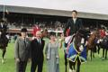 RDS Dublin Horse Show 2000, Presentation to Billy Twomey on Conquest II for Ireland, winner of the Kerrygold Classic