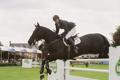 RDS Dublin Horse Show 2000, Tom Slattery on Coille Mor Hill for Ireland