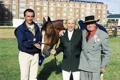 RDS Dublin Horse Show 2000, Samsung Presentation, Jessica Kurten and Subjects Unknown