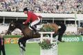RDS Dublin Horse Show 2000, Robert Smith on Senator Caloubet du Rouet for Great Britain