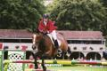 RDS Dublin Horse Show 2000, Schuyler Riley on Ilian for USA.
