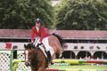 RDS Dublin Horse Show 2000, Schuyler Riley on Ilian for USA