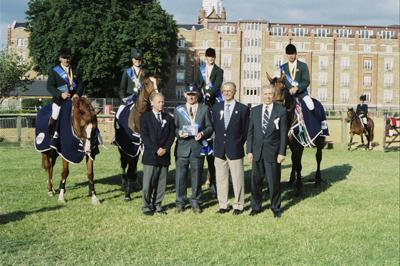 RDS Dublin Horse Show 2000, Samsung Presentation, Subjects Unknown
